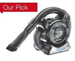 Our Pick - Black and Decker BDH2000FL 20-volt