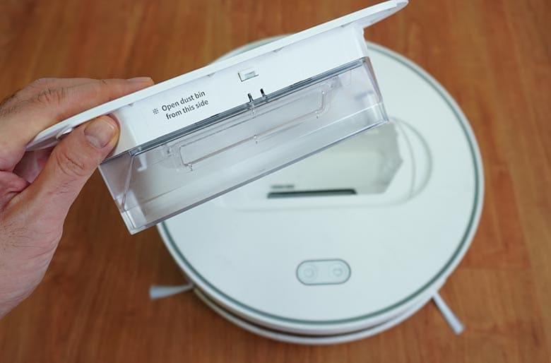 360 S6 dustbin