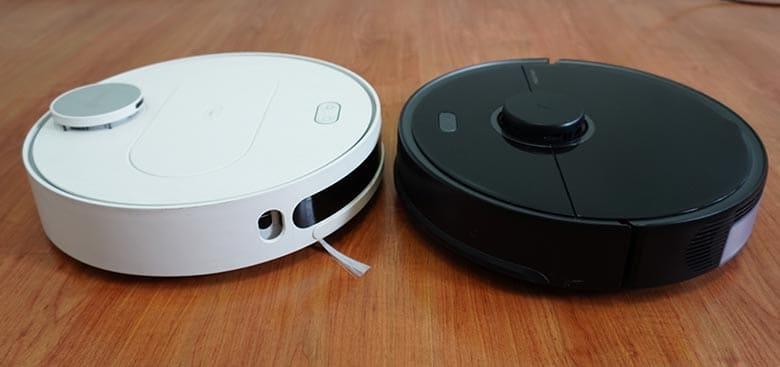 Roborock S5 Max vs 360 S6 LIDAR