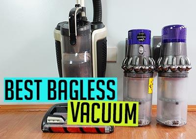 Best Bagless Vacuum