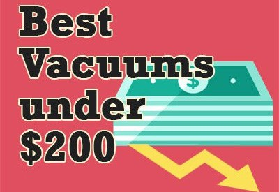 Best Vacuum Cleaners Under 200 Great Mid Priced Options