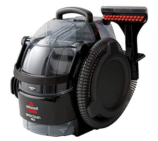 Bissell Spotclean Professional 3624 Review Great For Spot