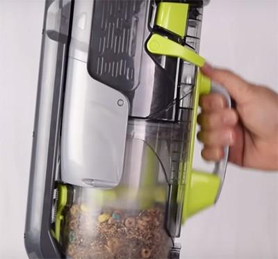 Black+ Decker Power Series Pro Dust Bin