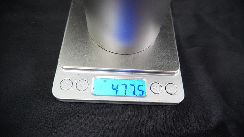 Brigii actual weight