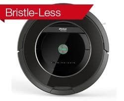Bristle-Less: Roomba 880