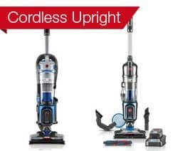 Cordless Upright Hoover Air