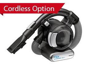 Cordless Vacuum: Black & Decker BDH2020FLFH