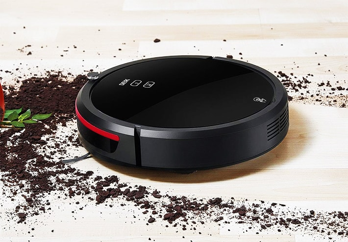 Deik Robot Vacuum Review: Budget Option to a Roomba 650