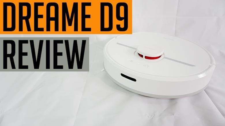 Dreame D9 Review