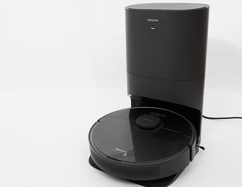 Dreame Z10 Pro with auto-empty dock