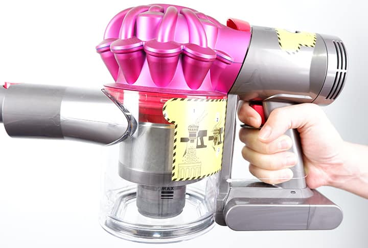 Dyson V7 trigger switch