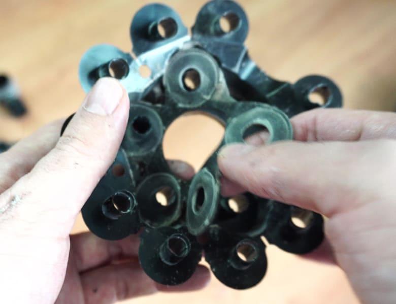 Dyson V8 inner gasket