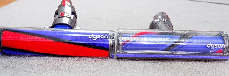 Dyson V8 floor cleaning tools