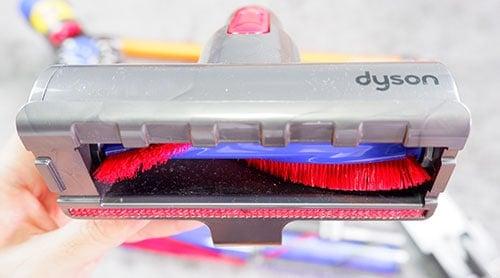 Dyson V8 mini motorized brush