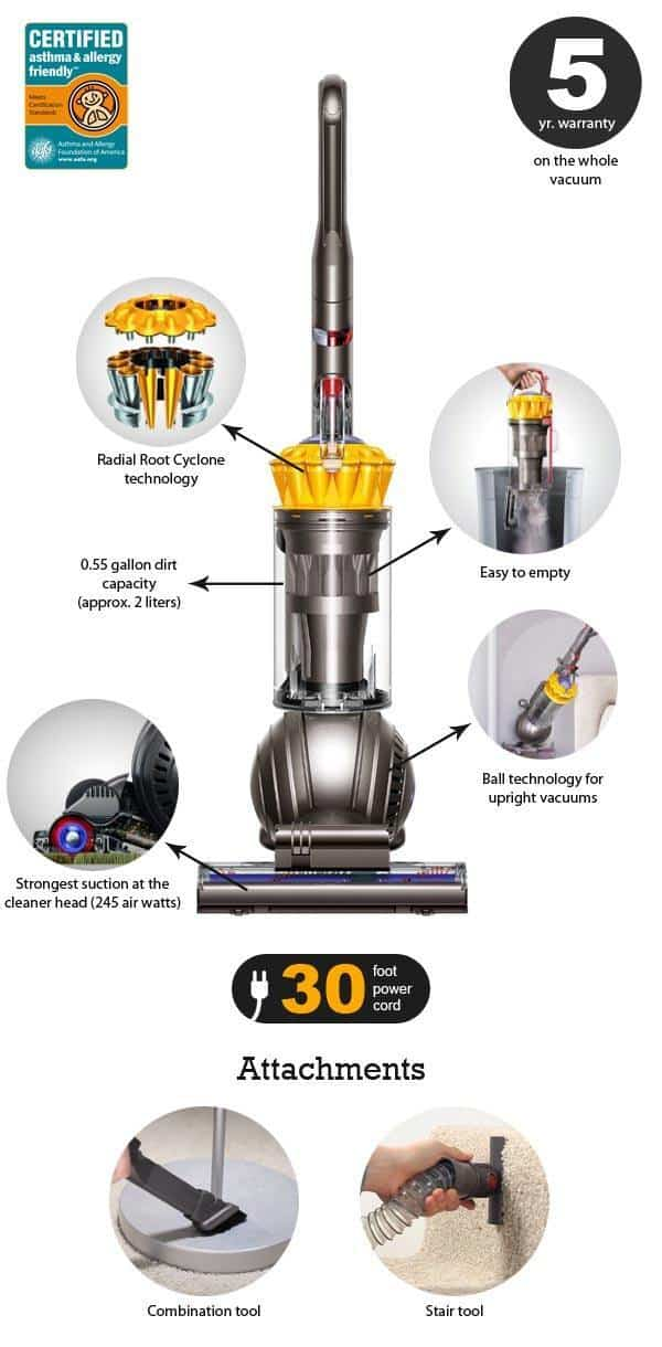 Dyson Ball Multi Floor Review A