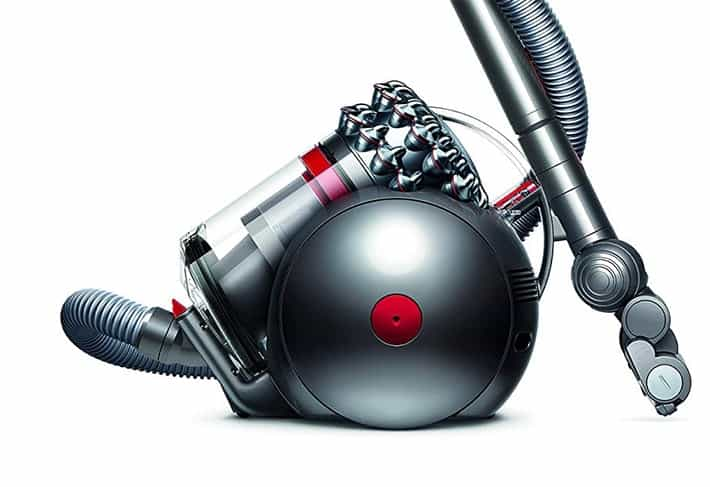 Dyson Cinetic Big Ball Animal CanisterR Review