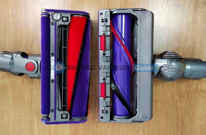 Dyson V10 Main Cleaning Tools