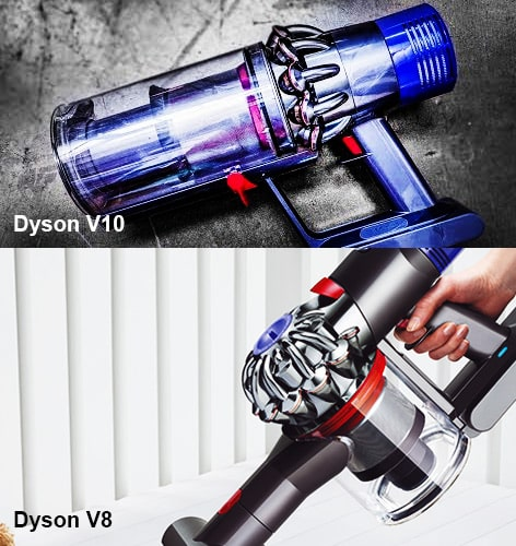 Dyson V10 Vs V8 Is The New V10 Worth The Premium Price