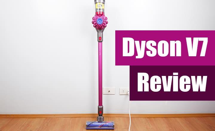 Dyson V7 Review