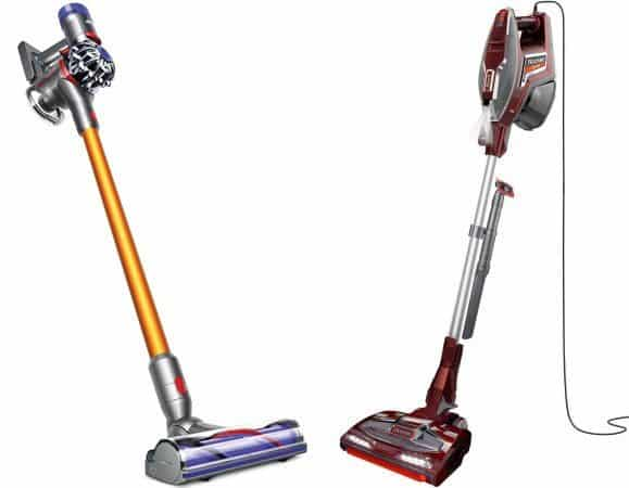 Shark Rocket Hv382 Vs Dyson V8 Absolute Corded Or Cordless