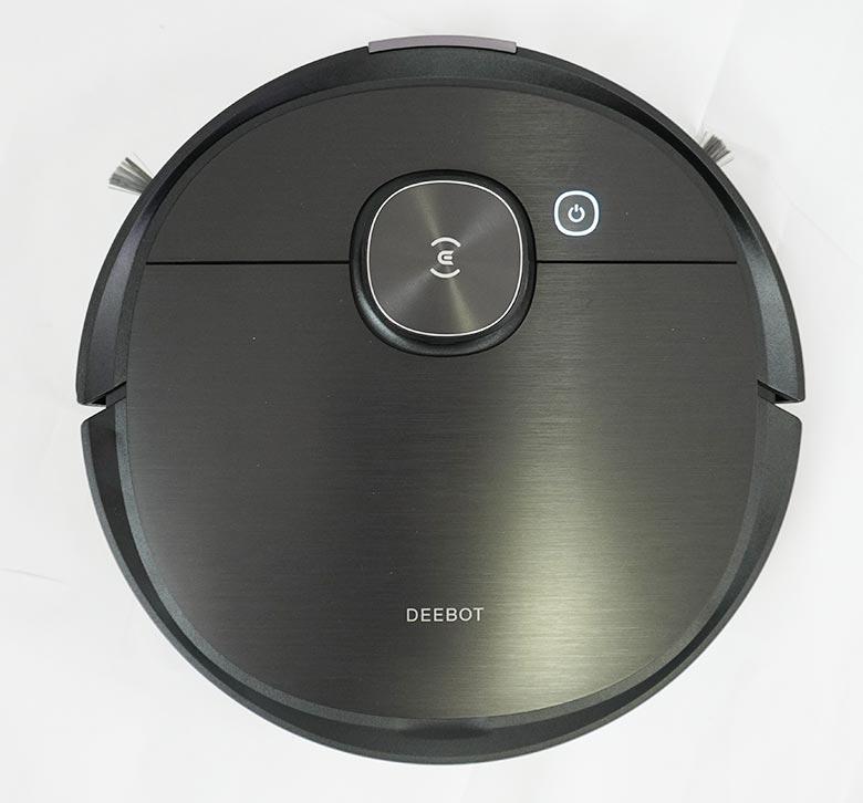 Ecovacs DEEBOT T8 AIVI Top