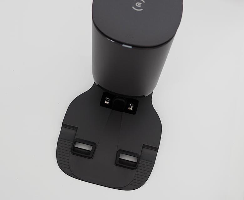 Ecovacs N8 Pro ports