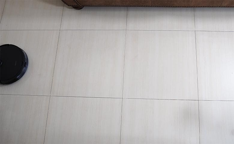 Ecovacs N8 Pro mopping after second run