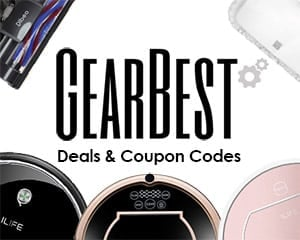 Latest GearBest Promos