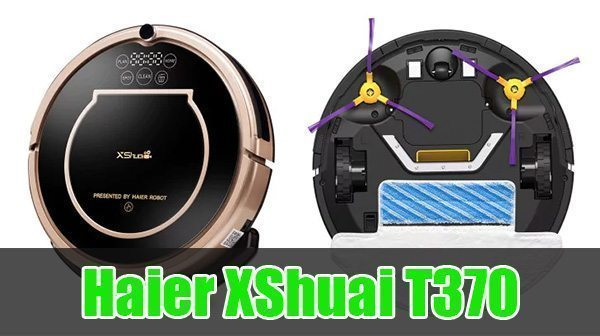 haier xshuai t370 robot vacuum cleaner. they\u0027re offering discounts up to 30% from the product\u0027s original price of $239.99 during promotional period between july 24 and august 2. haier xshuai t370 robot vacuum cleaner