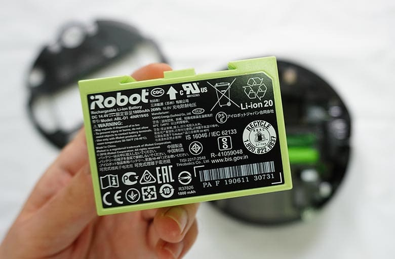 How to Replace Roomba E5 battery