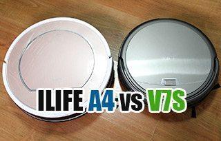 Chuwi ILIFE A4 vs V7S