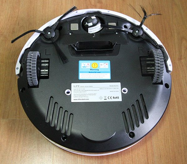 eufy robovac 11 plus manual