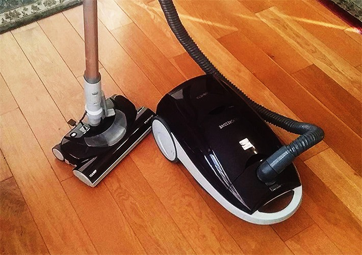 Kenmore Progressive Review: Deep Cleaning Canister Vacuum on