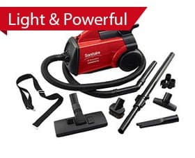 Lightweight and Powerful: Sanitaire SC3683A