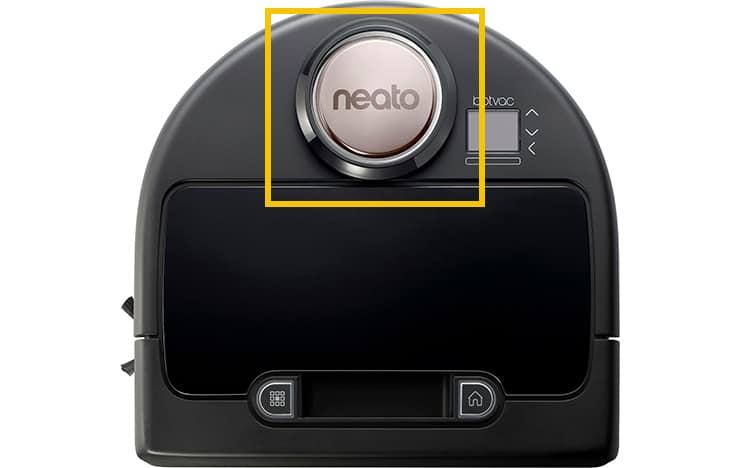 Neato Botvac LIDAR
