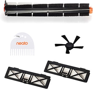 Neato Spiral Combo Brush Set
