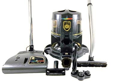 Rainbow Vacuum Cleaner Review: Water Filtration