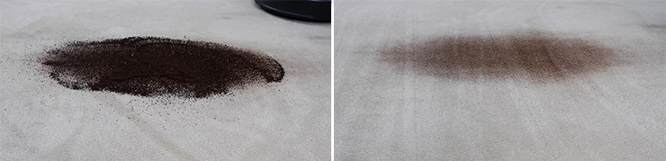 Roborock S5 Max deep cleaning test