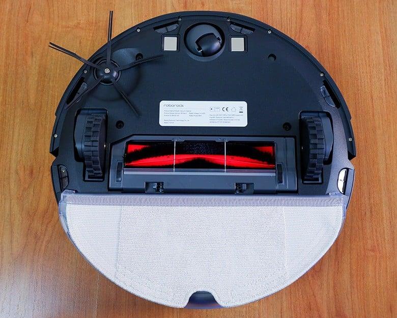 Roborock S6 MaxV bottom view