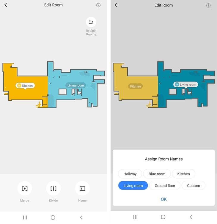 Roborock S7 customize maps