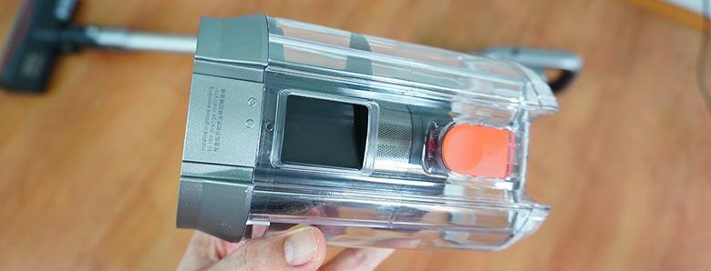 Roidmi X30 dust cup