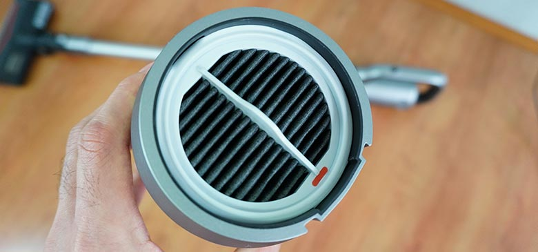 Roidmi X30 pre motor filter