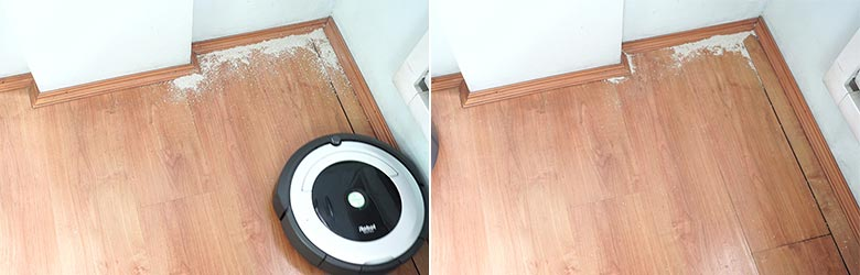 Roomba 690 edge cleaning