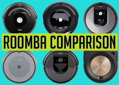 Roomba Comparison