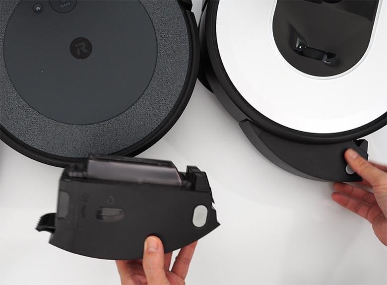 Roomba I3 and I6 dustbin