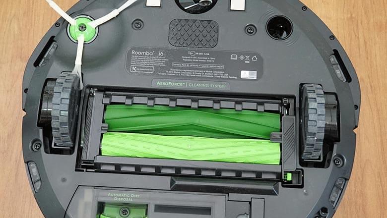 Roomba I6 Plus Extractors