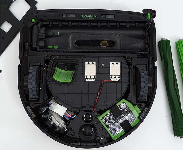 Roomba S9 base plate out