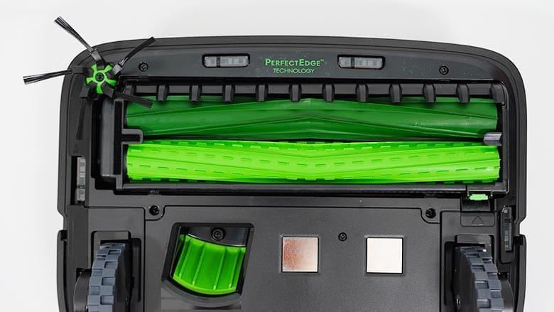 Roomba S9+ extractors