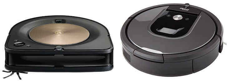 Introduction to the Roomba S9 vs 960