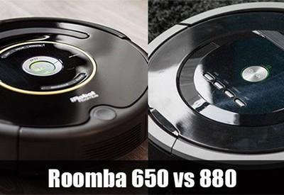 Roomba 650 vs 880: Bristle vs Rubber Extractor Who Wins?